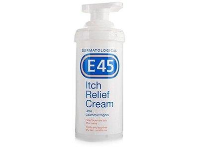 Dermatological E45 Itch Relief Cream, 100g