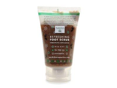 Earth Therapeutics Refreshing Foot Scrub, 6 fl oz