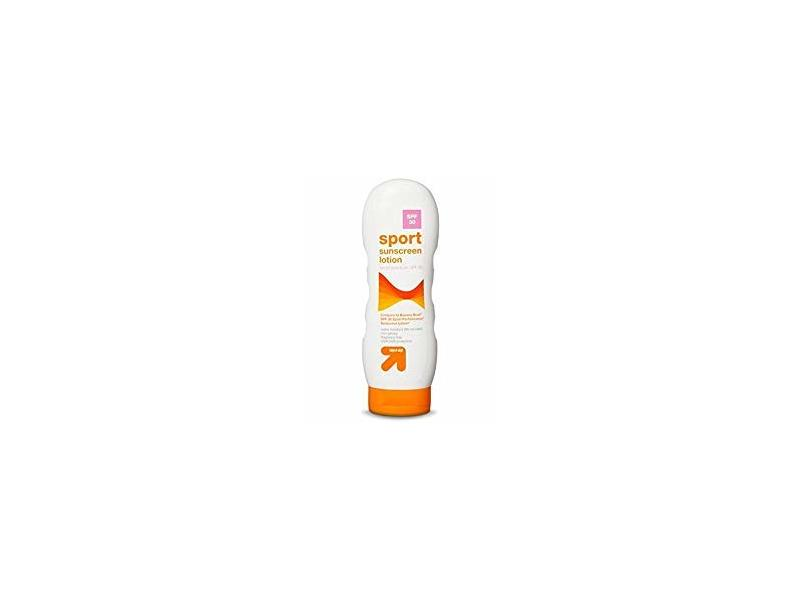UP&UP Sport Sunscreen Lotion SPF 30 10.4oz/307.5ml