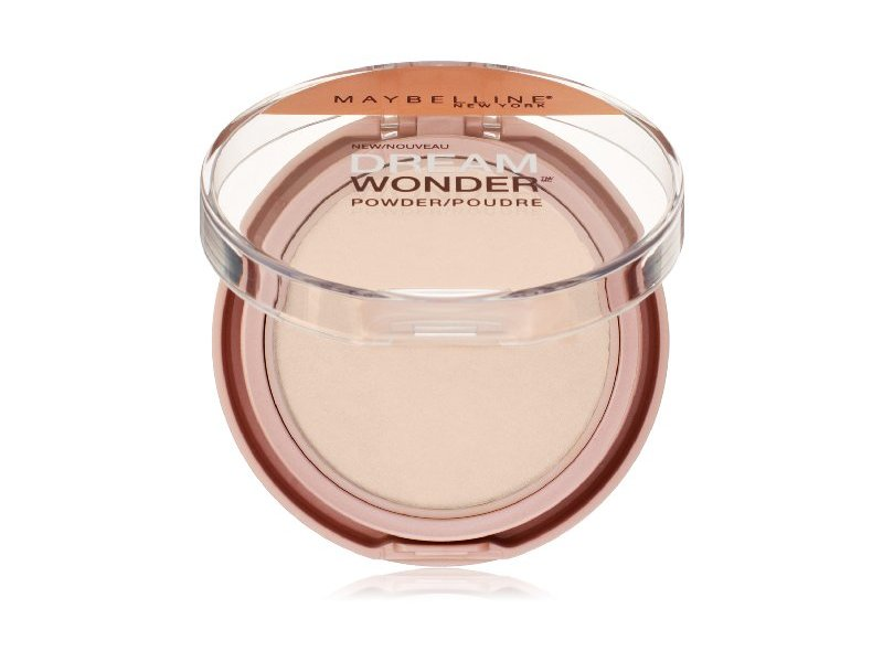 Maybelline New York Dream Wonder Powder, Porcelain Ivory, 0.19 Ounce