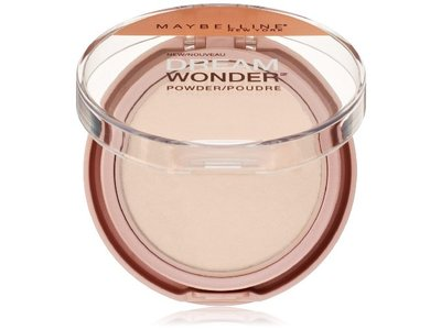 Maybelline New York Dream Wonder Powder, Porcelain Ivory, 0.19 Ounce - Image 1