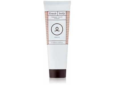 Frank Body Scrub, Creamy Face, 4.2 oz