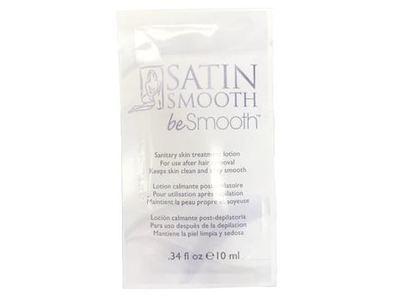 Satin Smooth Be Smooth Sanitary Skin Treatment Lotion, 0.34 fl oz - Image 1
