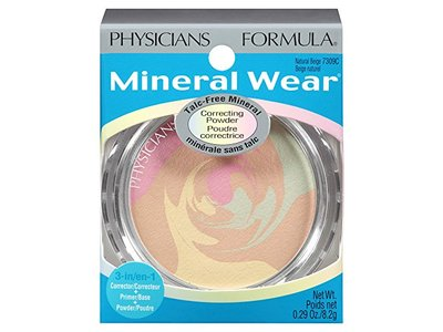 Physicians Formula Mineral Wear Talc-Free Mineral Correcting Powder, Natural Beige, 0.29 Ounce - Image 11