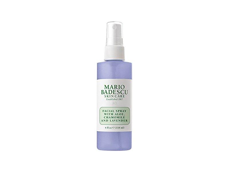 Mario Badescu Facial Spray with Aloe, Chamomile and Lavender, 4 oz.