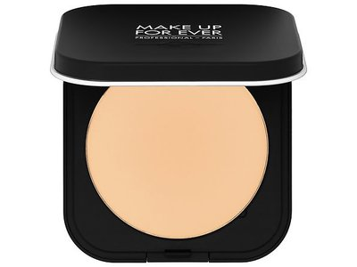 Make up For Ever Ultra HD Microfinishing Pressed Powder, Color 2 Banana, 0.2 oz