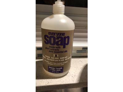 Everyone Soap 3-In-1, Lavender + Aloe, 32 fl oz - Image 3