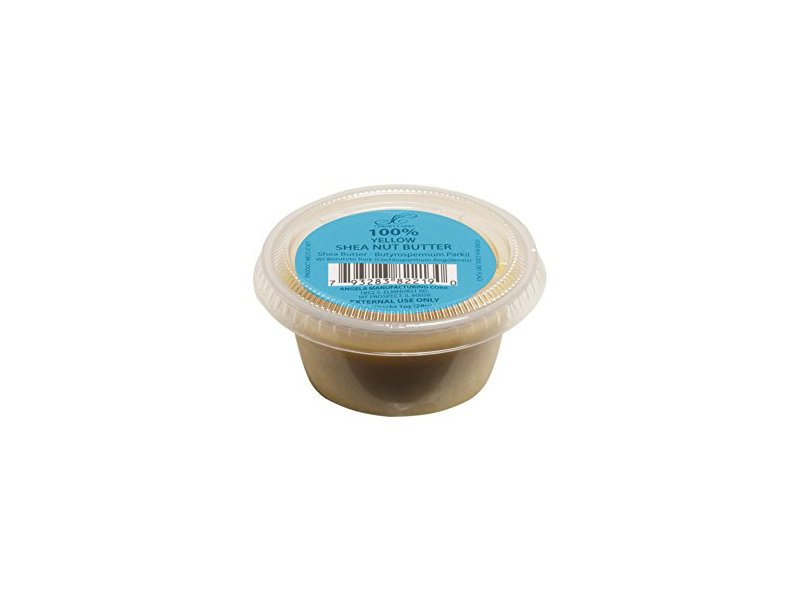 Smart Care 100% Whipped Yellow Shea Nut Butter, 1 oz/28 g