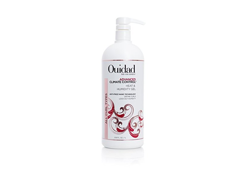 Ouidad Advanced Climate Control Heat and Humidity Gel, 33.8 Ounce
