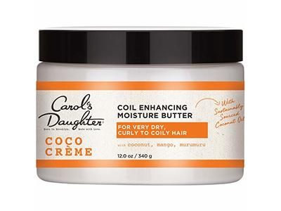 Carol's Daughter Coco Creme Coil Enhancing Moisture Butter, 12 oz
