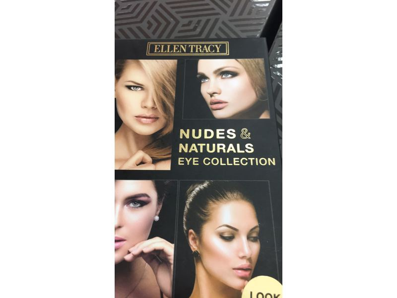 Ellen Tracy Nudes & Naturals Eye Collection