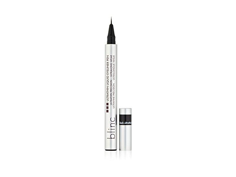 blinc Ultrathin Liquid Eyeliner Pen, Black, 0.025 oz