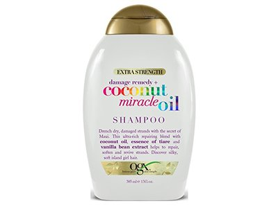 Ogx Shampoo Coconut Miracle Oil X-Strength, 385ml