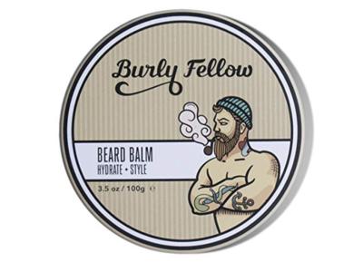Burly Fellow Beard Balm, 3.5 oz
