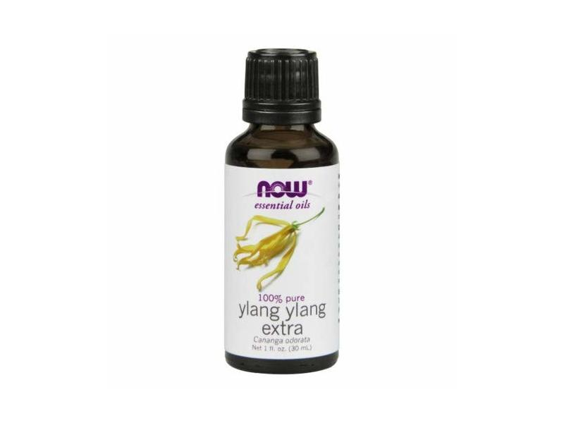 Now Foods Ylang Ylang Extra Oil - 1 oz. 4 Pack