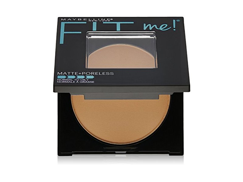 Maybelline New York Fit Me Matte Plus Poreless Powder, Pure Beige, 0.3 Ounce