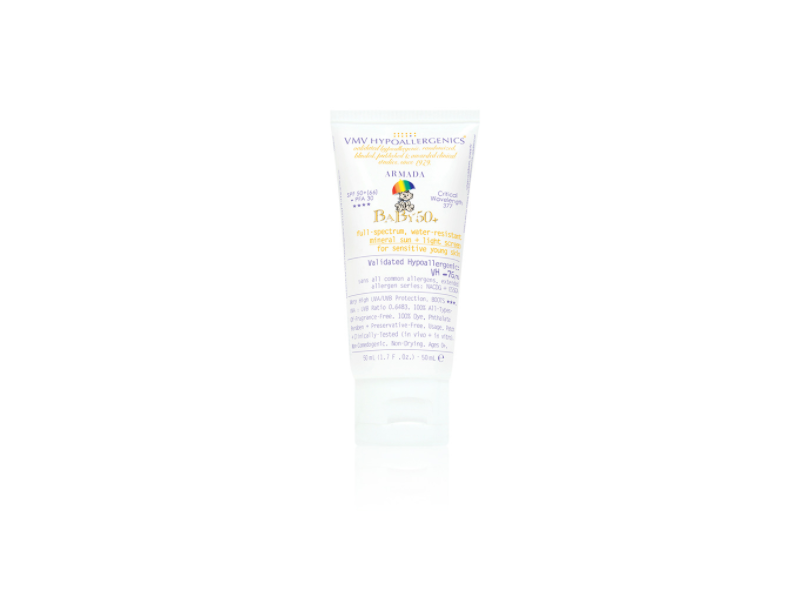 VMV Hypoallergenics Armada Baby 50+, 1.7 fl oz