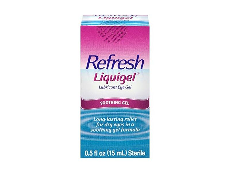 Allergan Refresh Liquigel Lubricant Eye Gel, .5oz