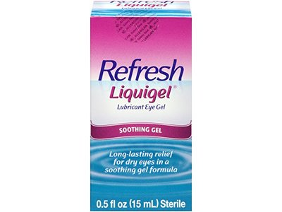 Allergan Refresh Liquigel Lubricant Eye Gel, .5oz