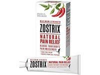 Zostrix Maximum Strength Natural Pain Relief Odor Free Cream, 2.0 oz - Image 2