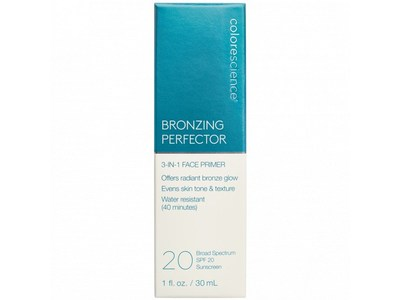 Colorescience Bronzing Perfector Face Primer, SPF 20, 1 fl oz - Image 4