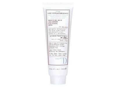 Moisture Rich Creammmy Cleansing Milk for Dry Skin 120 mL - Image 1