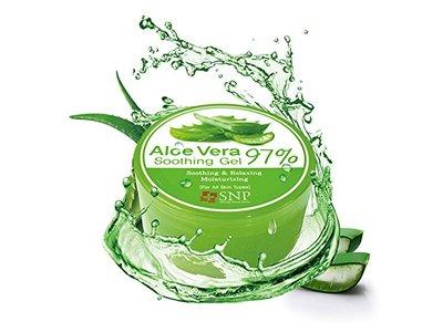 SNP Aloe Vera 97% Soothing Gel, 10.5 Ounce
