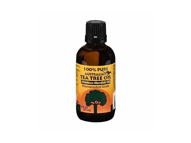 HUMCO 100% Australian Tea Tree Oil, 2 fl oz