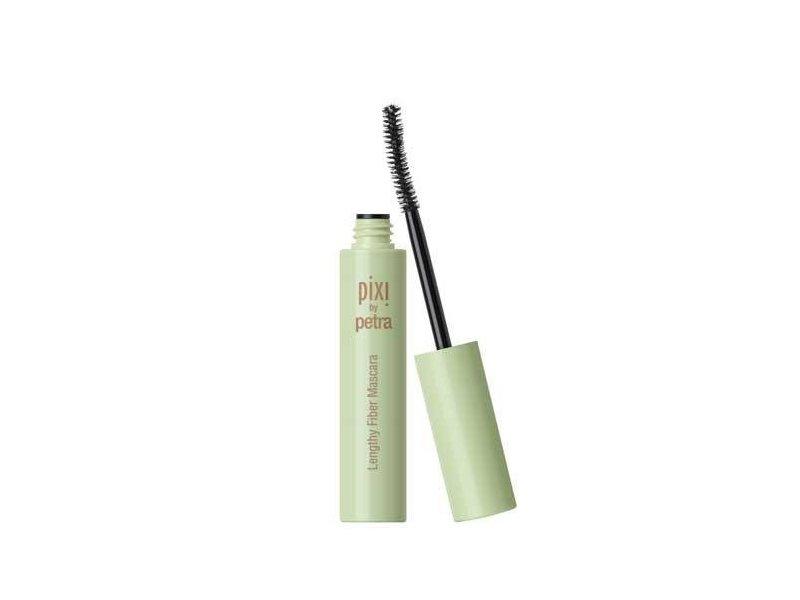 Pixi Lengthy Fiber Mascara, Fiber Black, .23 oz