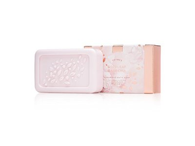 Thymes Goldleaf Gardenia Luxurious Bath Soap - 6 ounce