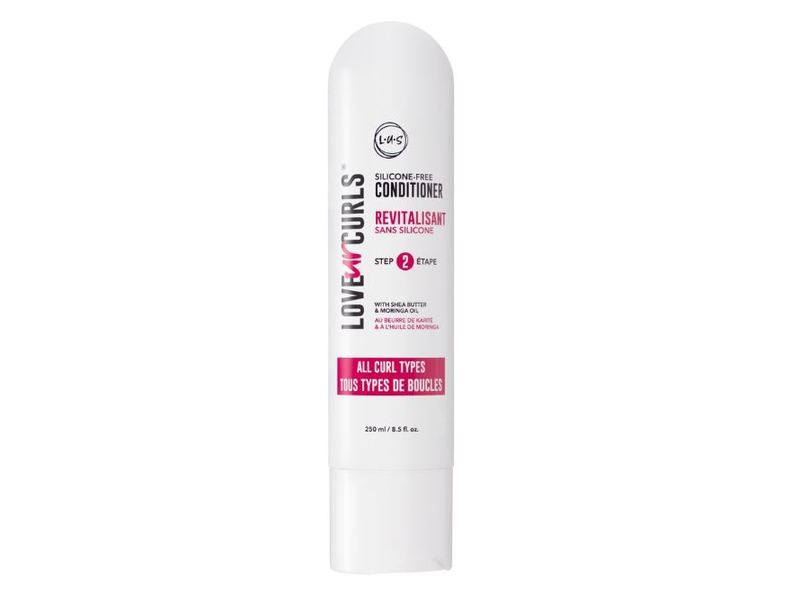 LUS Love Ur Curls Conditioner, All Curl Types, 8.5 fl oz