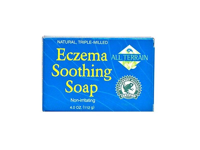 All Terrain Eczema Soothing Soap, 4oz