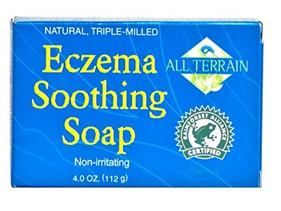All Terrain Eczema Soothing Soap, 4oz
