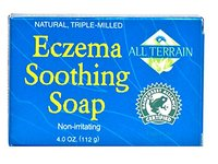 All Terrain Eczema Soothing Soap, 4oz - Image 2