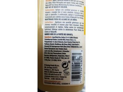 Creme Of Nature Moisturizing Dry Defense Shampoo, Pure Honey, 12 fl oz (Pack of 6) - Image 4