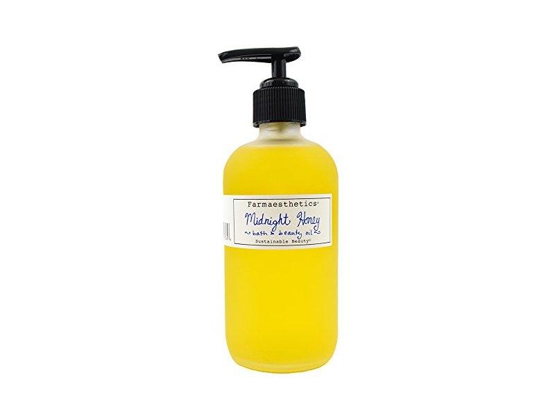 Farmaesthetics Midnight Honey Bath and Beauty Oil (Body, Face and Massage) 7 oz
