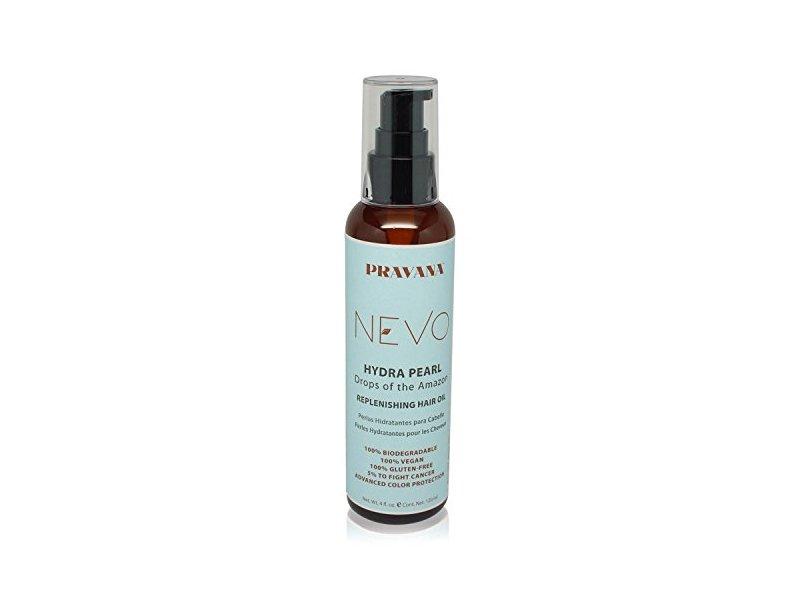 Pravana Nevo Hydra Pearl Drops of the Amazon Replenishing Hair Oil, 4 fl oz