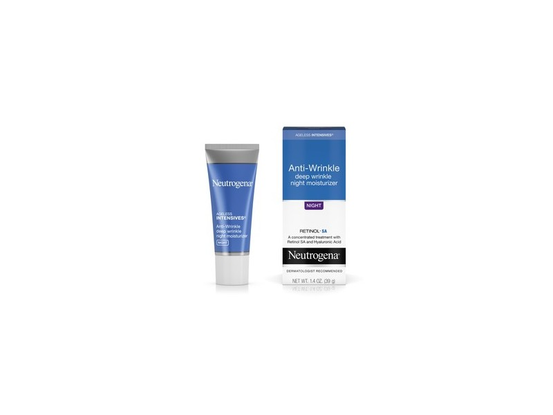Neutrogena Ageless Intensives Wrinkle Cream