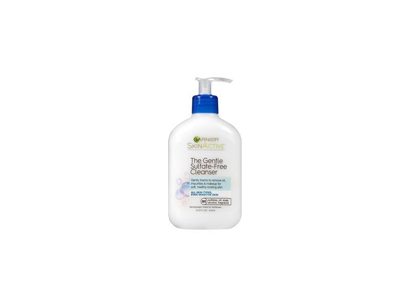 Garnier SkinActive Gentle Sulfate-Free Foaming Face Wash