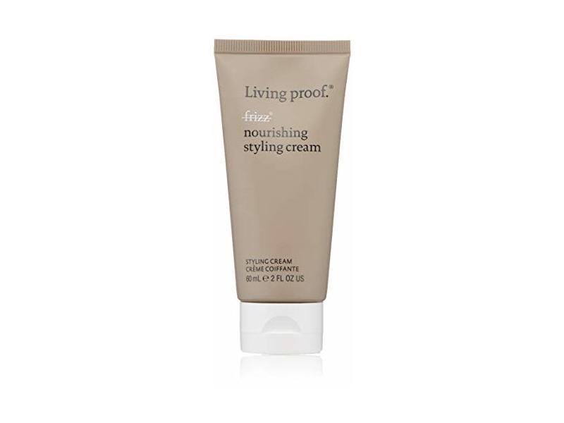 Living Proof No Frizz Nourishing Styling Cream, 2 Fl Oz