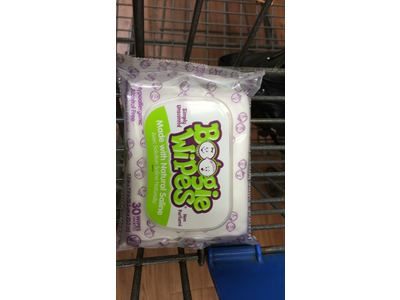 Boogie Infant Wipes, Unscented, 30 Count (Pack of 12) - Image 4
