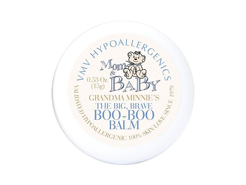VMV Hypoallergenics Boo-Boo Balm, 0.53 Ounce