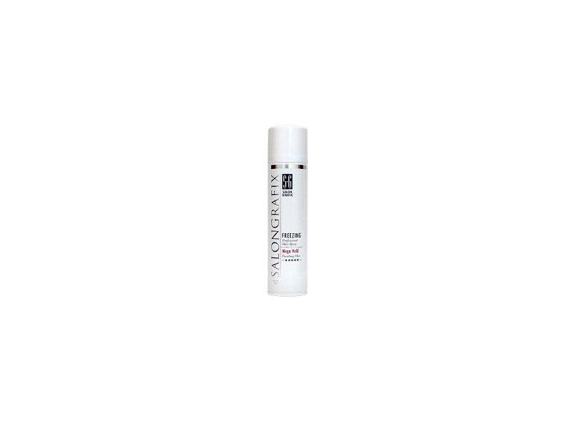Salon Grafix Freezing Hair Spray, 10 oz