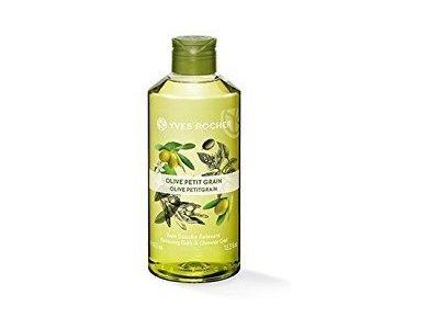 Yves rocher Bath & Shower gel, Olive Petitgrain, 400 ml