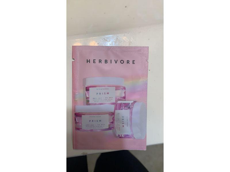 Herbivore Prism 20% AHA + 5% BHA Exfoliating Glow Facial, Sample Size