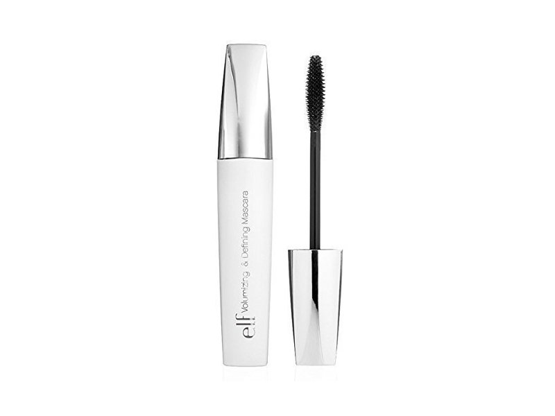 e.l.f. Volumizing and Defining Mascara, Jet Black, 0.37 Fluid Ounce