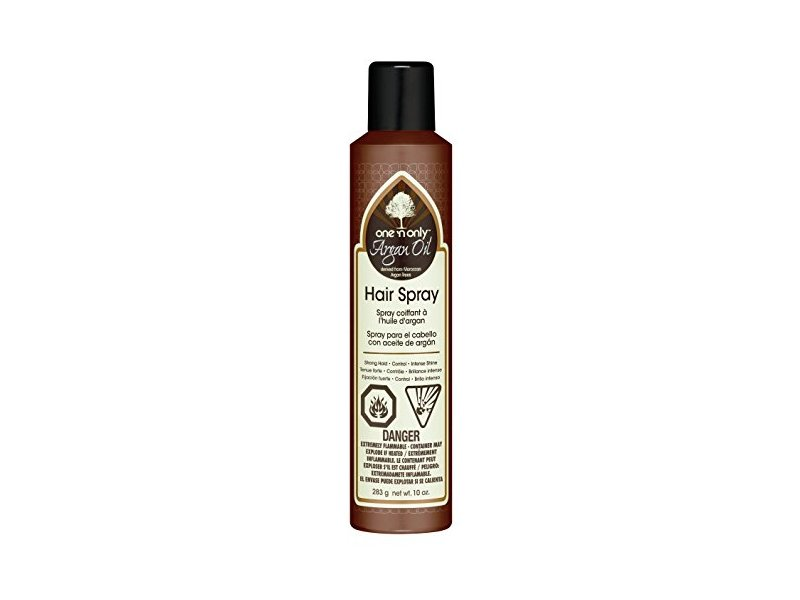 One N Only Argan Oil Hairspray, 10 oz