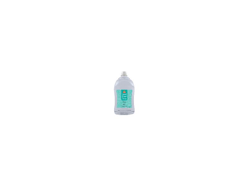 ShopRite Liquid Hand Soap, Clear, 56 fl oz