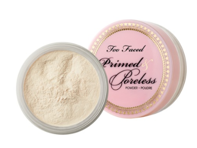 Too Faced Primed & Poreless Priming Powder And Finishing Veil, Too Faced Cosmetics - Image 1