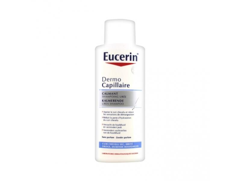 Eucerin Dermo Capillary Calming Urea Shampoo, 250ml